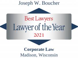 boucher Best Lawyers - _Lawyer of the Year_ Traditional Logo (1)