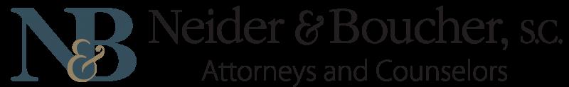 Neider & Boucher logo